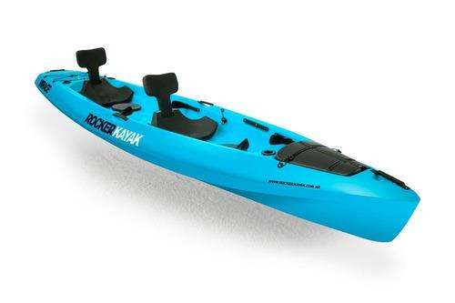 kayak rocker mirage 2 a 3 pers c2 local con todas las marcas