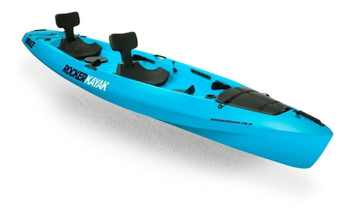 kayak rocker mirage 2 a 3 personas c2 envio gratis!!