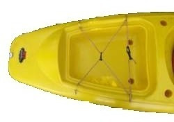 kayak rocker one c6 . free terra. envio gratis!!