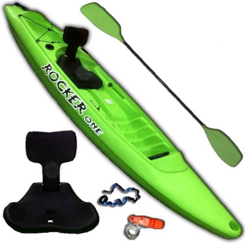 kayak rocker one c6 . local, envios. free terra