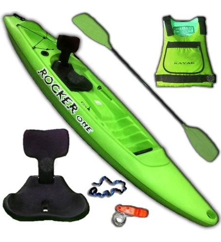 kayak rocker one c7 . free terra, local en palermo!