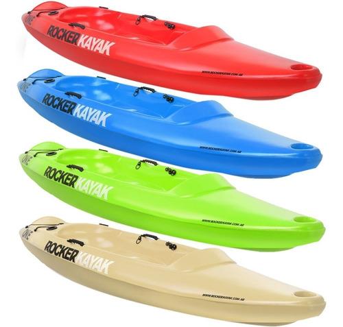 kayak rocker one c7 . free terra, local. envio gratis!