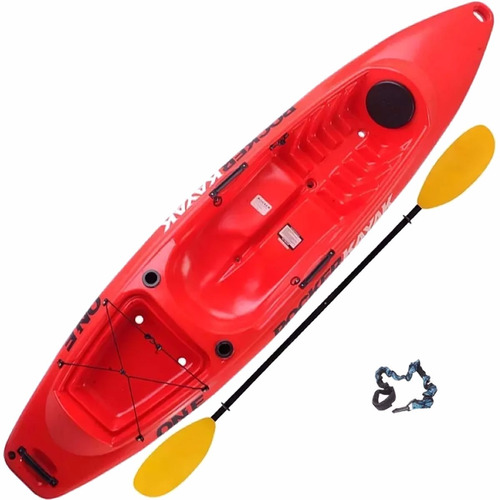 kayak rocker one con remo pita pesca loc san isidro palermo