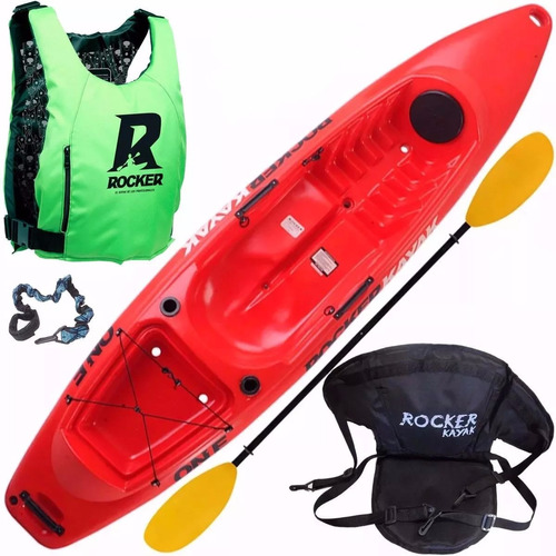kayak rocker one remo salvavida asiento pita san isidro pale