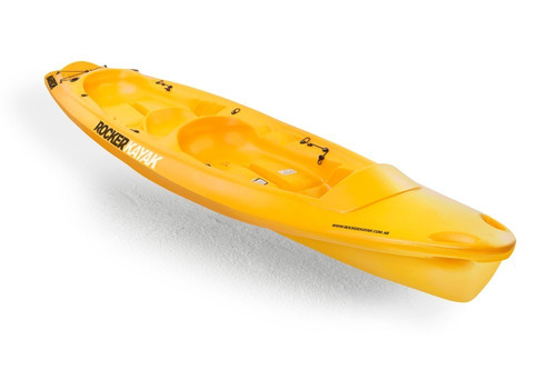 kayak rocker warrior 3 pers. c2 free terra, local en palermo