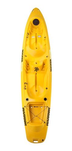 kayak rocker warrior 3 personas c9 local tocas las marcas