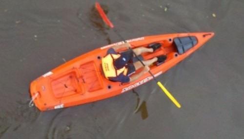 kayak rocker wave 1 persona combo 2 pesca premium