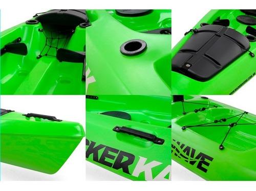kayak rocker wave combo 1 pesca freeterra premium