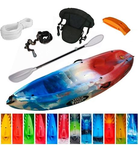 kayak samoa atom c1 distribuidor oficial caba. envio gratis!