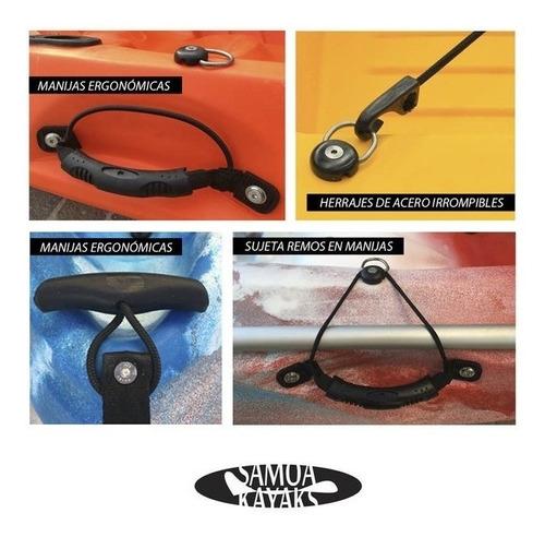 kayak samoa atom c3 distribuidor oficial. envio gratis!