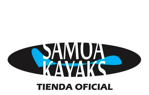 kayak samoa famili 3 pers c6 con caja de pesca envio gratis!
