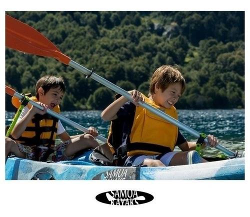 kayak samoa famili c1 3 personas local palermo