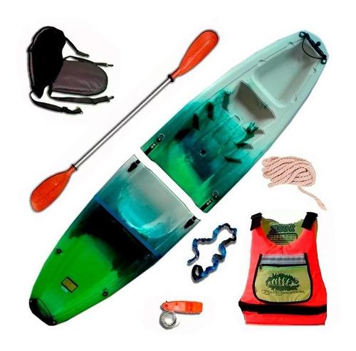 kayak samoa modular plegable 2018 desarmable c2 en palermo