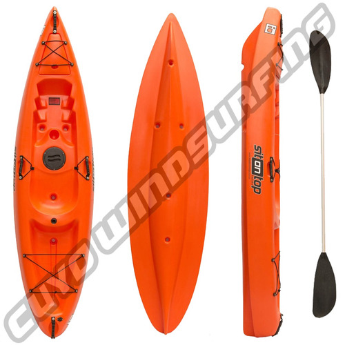 kayak sit on top iu pesca travesia liviano 1 persona 130 kg
