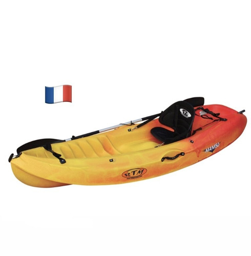 kayak sit on top rtm mambo frances nautica pesca corre ola