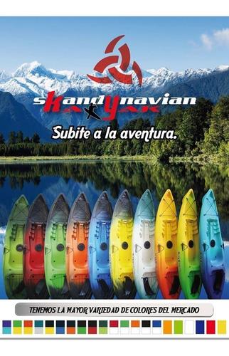 kayak skandynavian aesir c6 local caba envio gratis