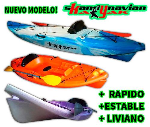 kayak skandynavian c4 local free terra caba envio gratis