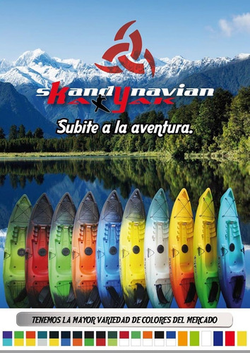 kayak skandynavian combo 5 aesir 1 persona premium