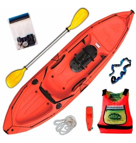 kayak skandynavian drakkar fishing pesca c2 local en palermo