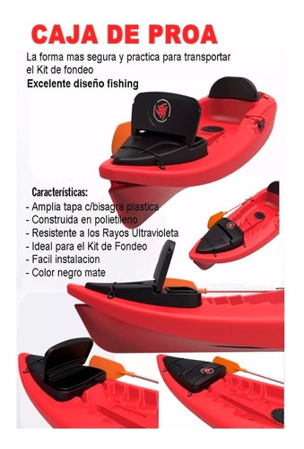 kayak skandynavian kayak aesir pesca c8 cuotas envio gratis