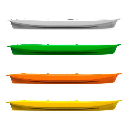 kayak spinit cruiser 3 con 2 remos p/3 pers agente oficial