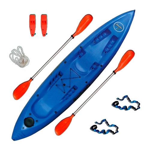 kayak sportkayaks sk familiar 3 pers. c1 local en palermo