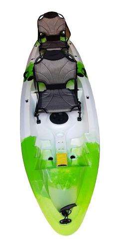 kayak sportsman triplo el mas completo del mercado!