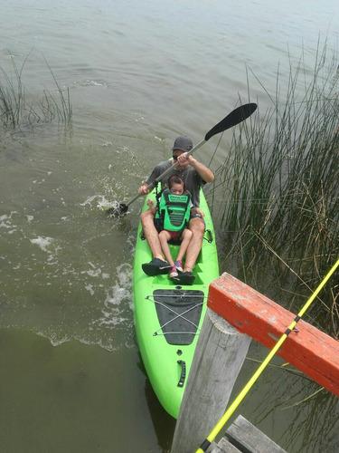 kayak sunrider  usado sitontop + chaleco