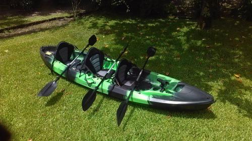 kayak triple coolkayak mod.oceanus