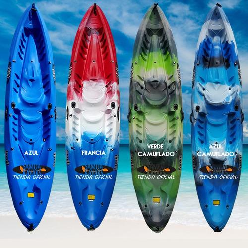 kayak triple famili samoa full pesca tienda oficial samoa