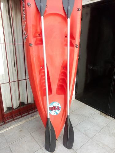 kayak triplo, atlantikayak