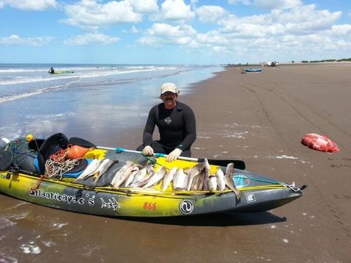 kayak triplo k3 atlantikayaks 3 personas combo 1 freeterra