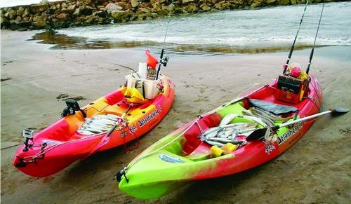 kayak triplo k3 atlantikayaks c4 free terra envio gratis