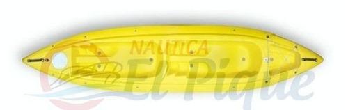 kayak waimea 2p sit on top - accesorios náuticos quilmes