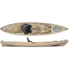 Kayak Wilderness Ride 115 Sot Rtm Fishing - Usa