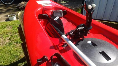 kayak y canoa  motor 200cc