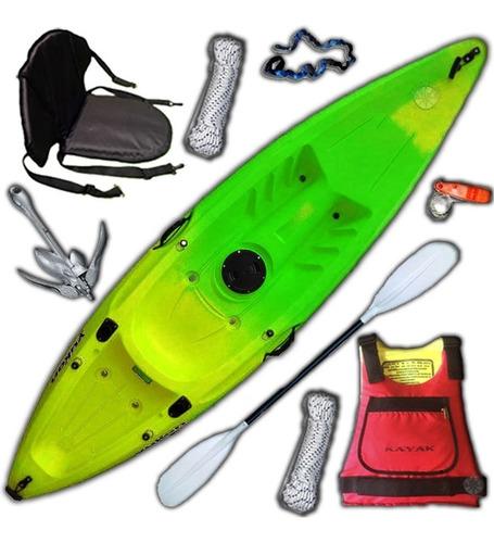 kayak yukon de samoa pesca c4 1 pers. local palermo caba