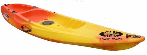 kayak yukon samoa para pesca combo tienda oficial