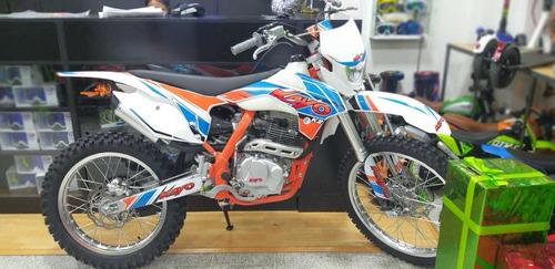 kayo 250cc k2 moto enduro cross