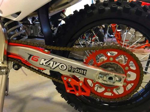 kayo t6 (no tornado xtz honda yamaha )