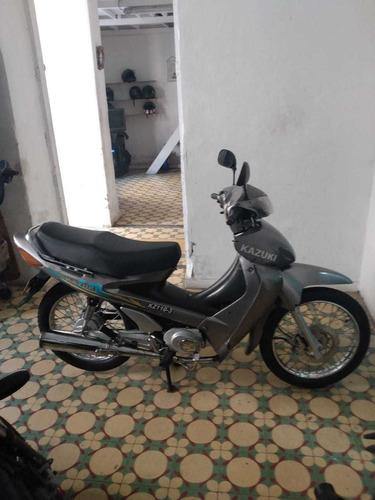 kazuki kz-110 modelo 2007 único dueño