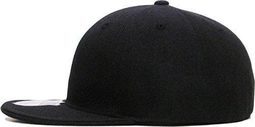 kbethos los autenticos sombreros flatbill ajustados original