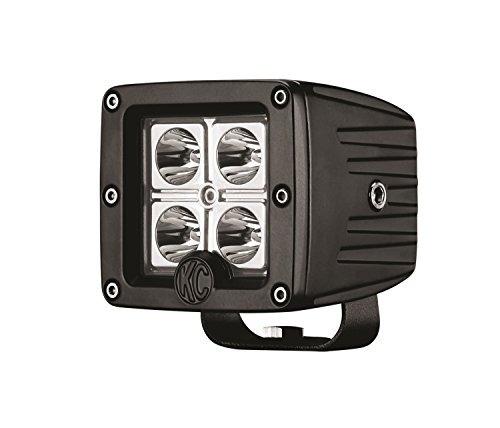 kc hilites 1330 c3 3 12w led spot light