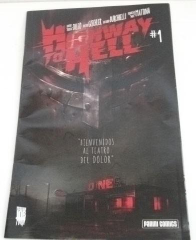 kcg comic highway to hell #1