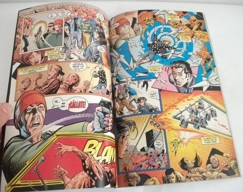 kcg supermanes de america los heroes del nuevo siglo
