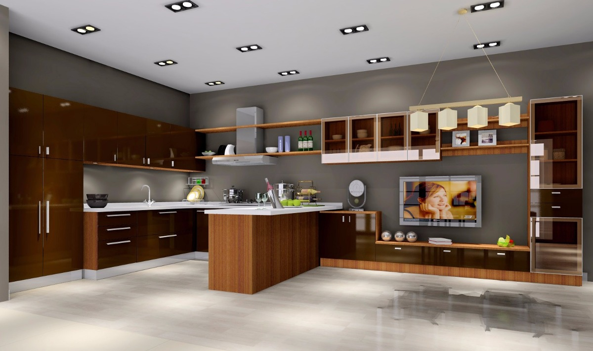 Kd max software para dise o de cocinas closets y muebles for Software diseno de cocinas