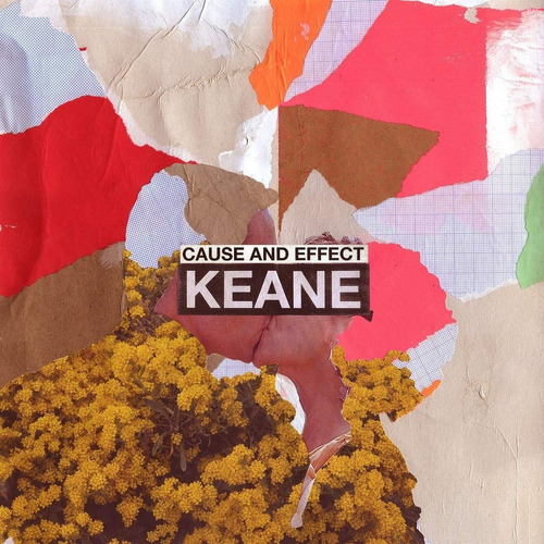 keane - cause and effect - disco cd - nuevo (11 canciones)