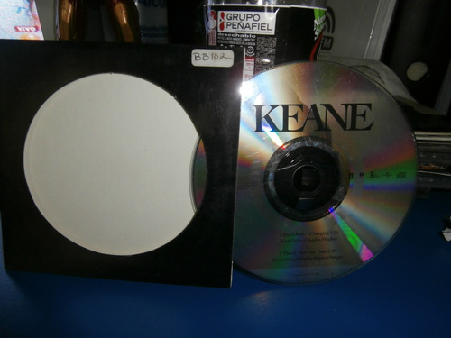 keane  cd promocional every body