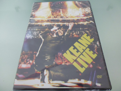 keane / live / dvd doble / nuevo / sellado / importado /