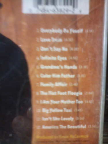 keb' mo' - big wide grin - cd